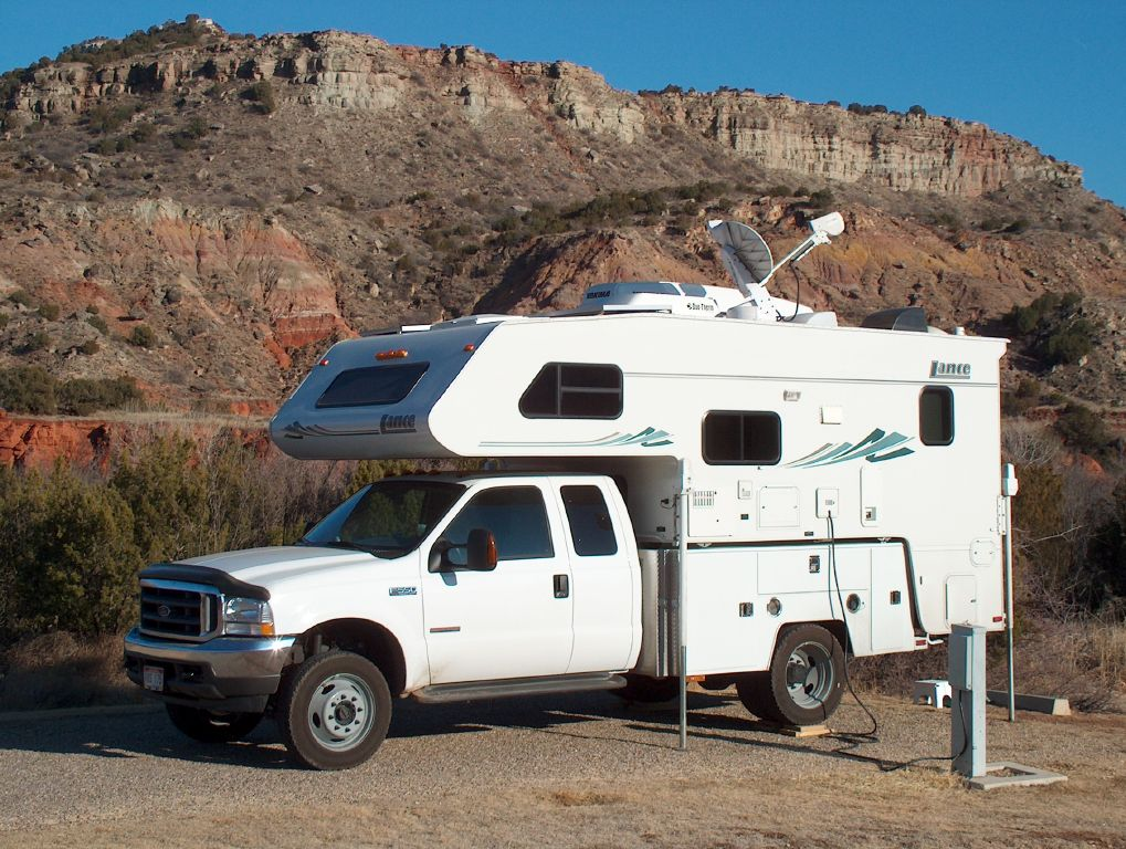 The Gallery For Pickup Truck Camper